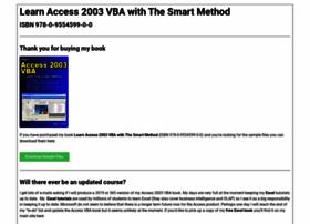 Learnaccessvba.com thumbnail