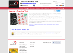 Learners-practice-test.ca thumbnail