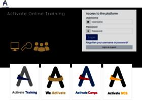 Learning.activatesport.co.uk thumbnail