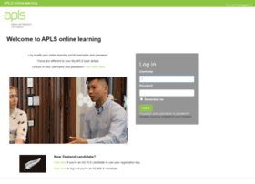 Learning.apls.org.au thumbnail