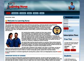 Learningnurse.org thumbnail