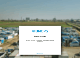 Learningzone.unops.org thumbnail