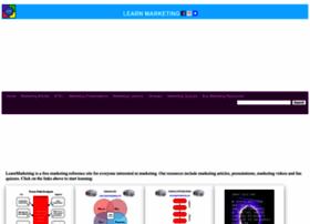 Learnmarketing.net thumbnail