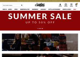 Leathercompany.co.uk thumbnail