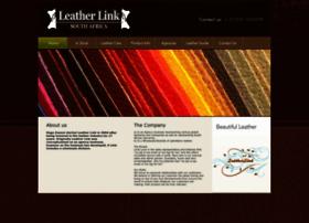 Leatherlink.co.za thumbnail
