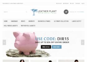 Leatherplant.com thumbnail