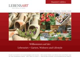 Lebensart-messe.de thumbnail