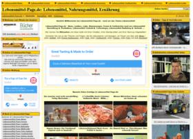 Lebensmittel-page.de thumbnail