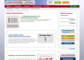 Lebensmittel-verzeichnis.de thumbnail