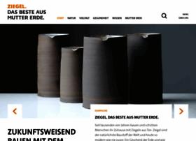 Lebensraum-ziegel.de thumbnail