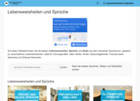 Lebensweisheiten-sprueche.ch thumbnail