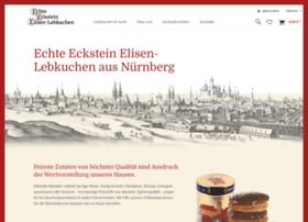 Lebkuchen-eckstein.de thumbnail