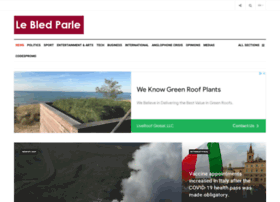 Lebledparle Com At Wi Lebledparle Com Cameroon Info Net Cameroon Web News