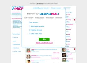 Lebonpiedmaxi.fr thumbnail