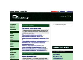 Lechia.gda.pl thumbnail