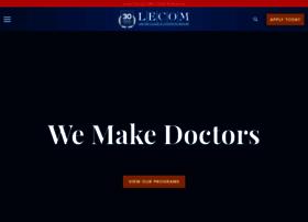 Lecom.edu thumbnail