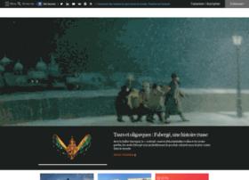 Lecourrierderussie.ru thumbnail