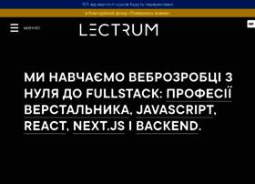 Lectrum.io thumbnail