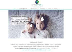 Ledabarone.com.br thumbnail