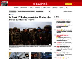 Ledauphine.fr thumbnail