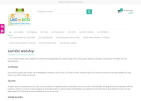 Lediseco-webshop.nl thumbnail