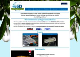 Ledlightingconcepts.co.za thumbnail