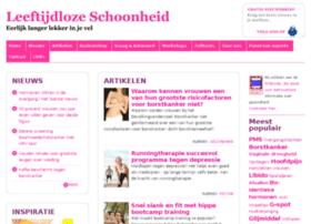 Leeftijdlozeschoonheid.nl thumbnail