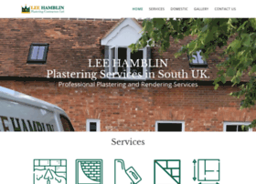 Leehamblinplastering.co.uk thumbnail