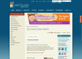 Leelibrary.net thumbnail