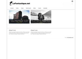 Lefantastique.net thumbnail