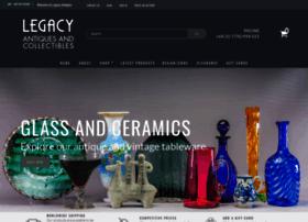 Legacyantiques.co.uk thumbnail