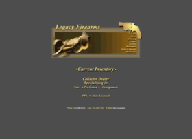 Legacyfirearms.com thumbnail