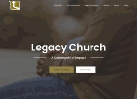Legacyumc.org thumbnail