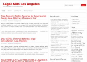 Legal-aid-losangeles.com thumbnail