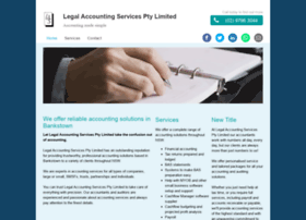Legalaccountingservices.com.au thumbnail