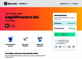 Legaldirectory.biz thumbnail
