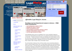 Legalhelp-az.com thumbnail
