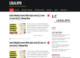 Legalxpo.in thumbnail