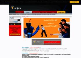 Legex.ro thumbnail