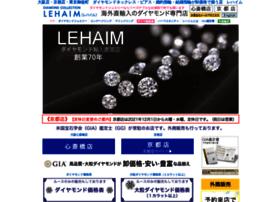 Lehaim.co.jp thumbnail