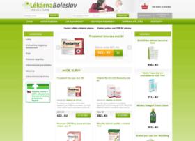 Lekarnaboleslav.cz thumbnail