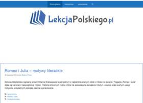 Lekcjapolskiego.pl thumbnail
