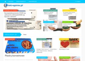 Leki-opinie.pl thumbnail
