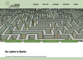 Lektorat-bernd-kuschmann.de thumbnail
