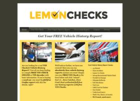 Lemonchecks.com thumbnail