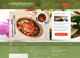 Lemongrassrestaurant.ca thumbnail