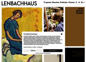 Lenbachhaus.de thumbnail