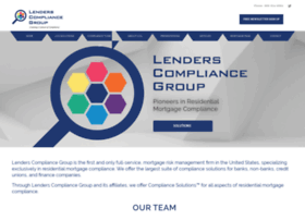 Lenderscompliancegroup.com thumbnail