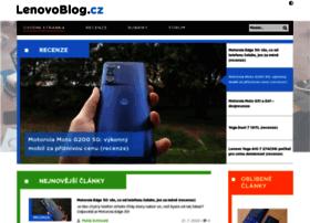 Lenovoblog.cz thumbnail