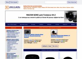 Lens-club.ru thumbnail